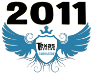 Animator Texas Techies Logo 2011 Competition