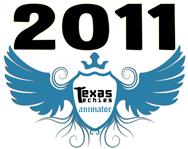 Animator Texas Techies Logo 2011 Competition