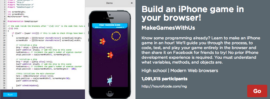 https://www.makegameswith.us/build-an-ios-game-in-your-browser/